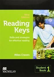 READING KEYS 1 STUDENT BOOK NEW EDITION