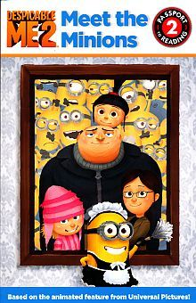 DESPICABLE ME2. MEET THE MINIONS
