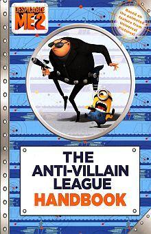 THE ANTI VILLAIN LEAGUE. HANDBOOK