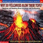 WHY DO VOLCANOES BLOW THEIR TOPS