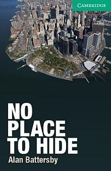 CER 3 NO PLACE TO HIDE. PAPERBACK