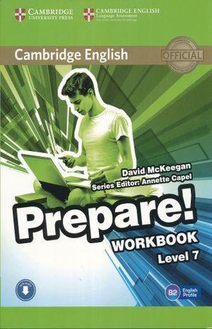 PREPARE WORKBOOK LEVEL 7