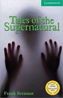 CER 3 TALES OF THE SUPERNATURAL. PAPERBACK