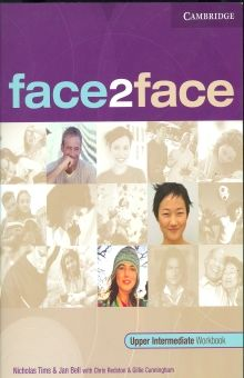 FACE 2 FACE UPPER INTERMEDIATE WORKBOOK