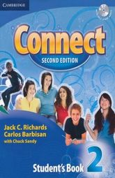 CONNECT STUDENTS BOOK 2. BACHILLERATO / 2 ED. (INCLUYE CD)