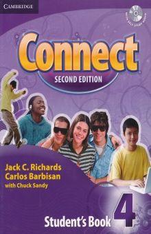 CONNECT STUDENTS BOOK 4. BACHILLERATO / 2 ED. (INCLUYE CD)