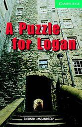 CER 3 A PUZZLE FOR LOGAN. PAPERBACK