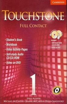 TOUCHSTONE FULLCONTACT 1 STUDENTS BOOK (INCLUYE 2CD)