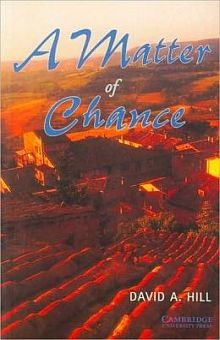 CER 4 A MATTER OF CHANCE. PAPERBACK