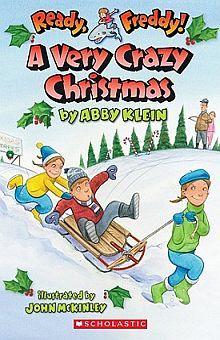 A VERY CRAZY CHRISTMAS
