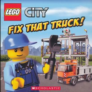 FIX THAT TRUCK / LEGO CITY