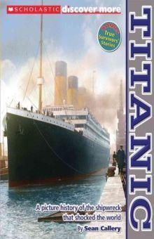 TITANIC. DISCOVER MORE