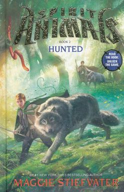 SPIRIT ANIMALS BOOK 2. HUNTED / PD.