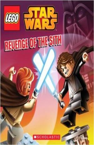 LEGO STAR WARS. REVENGE OF THE SITH