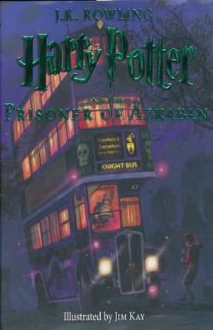 HARRY POTTER AND THE PRISONER OF AZKABAN / PD.
