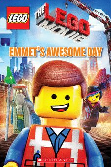 LEGO: THE LEGO MOVIE. EMMET AWESOME DAY