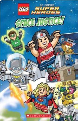 LEGO DC COMICS SUPER HEROES. SPACE JUSTICE
