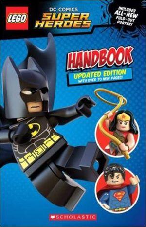 LEGO DC COMICS SUPER HEROES. HANDBOOK UPDATED EDITION