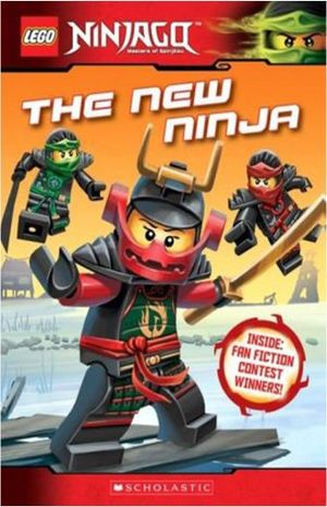 LEGO NINJAGO. THE NEW NINJA