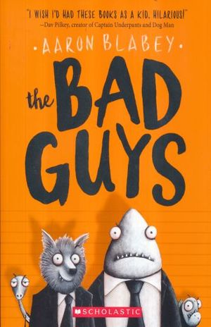 BAD GUYS, THE / VOL. 1