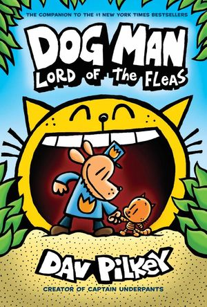 Dog Man. Lord of the Fleas #5