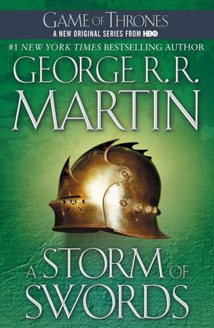 A storm of swords. A song of ice and fire / Book 3