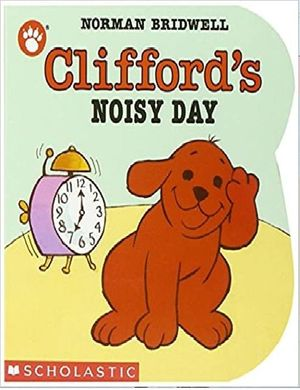 Clifford's Noisy Day / pd.