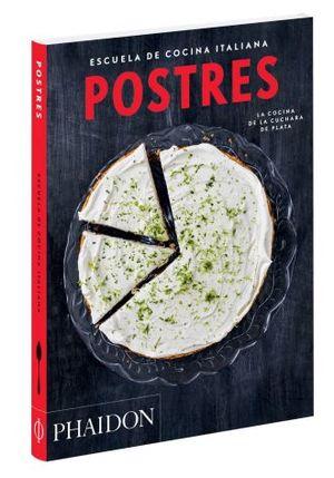 POSTRES / ESCUELA DE COCINA ITALIANA