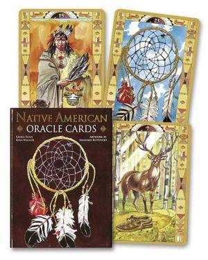 Tarot Native American (Libro + 33 cartas)