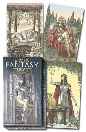 Tarot Erotic Fantasy (Libro + 78 cartas)