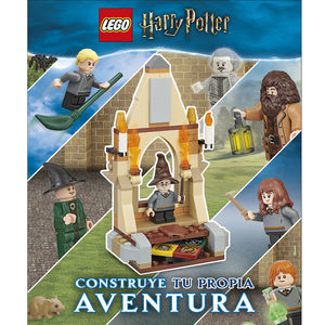 LEGO Harry Potter. Construye tu propia aventura / pd.