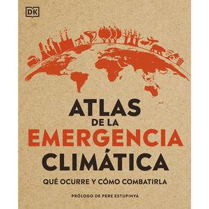 Atlas de emergencia climática. Qué ocurre y cómo combatirla / pd.