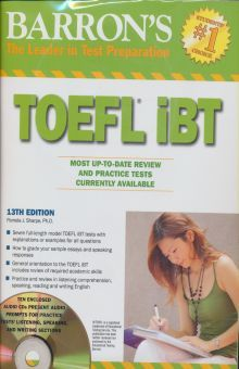 TOELF IBT TEST OF ENGLISH AS A FOREIGN LANGUAGE (INCLUYE 10 CDS)