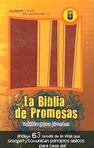 BIBLIA DE PROMESAS, LA (EDICION PARA JOVENES)