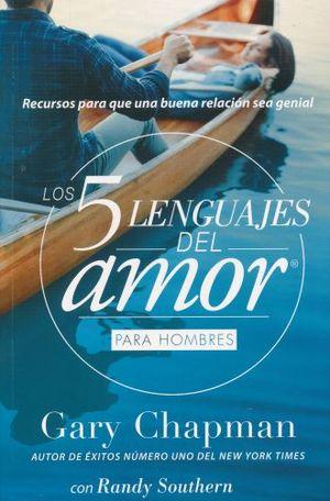 5 LENGUAJES DEL AMOR PARA HOMBRES, LOS