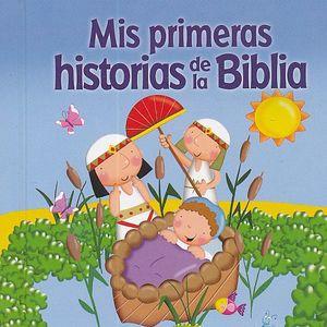 MIS PRIMERAS HISTORIA DE LA BIBLIA / PD.