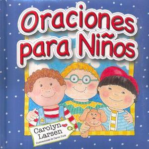 ORACIONES PARA NIÑOS / PD.