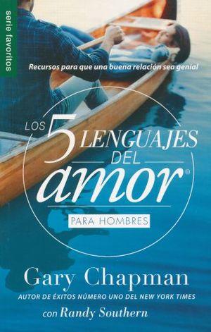 5 LENGUAJES DEL AMOR PARA HOMBRES, LOS (ED. BOLSILLO)