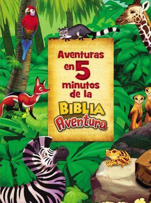 Aventuras en 5 minutos de la Biblia. Aventura / Pd.