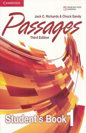 PASSAGES 1 STUDENTS BOOK / 3 ED.