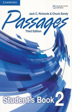 PASSAGES 2 STUDENTS BOOK / 3 ED.
