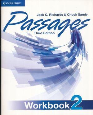 PASSAGES 2 WORKBOOK / 3 ED.