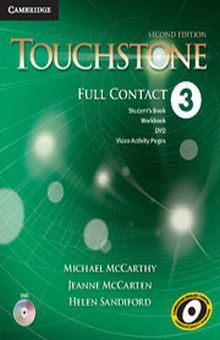 TOUCHSTONE 3 FULL CONTACT / 2 ED. (WITH DVD)
