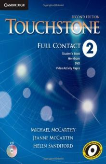 TOUCHSTONE 2 FULL CONTACT / 2 ED. (WITH DVD)