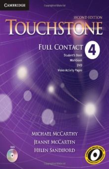 TOUCHSTONE 4 FULL CONTACT / 2 ED. (WITH DVD)