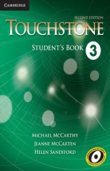 TOUCHSTONE LEVEL 3 STUDENTS BOOK / 2 ED.