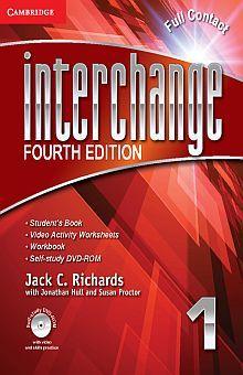 INTERCHANGE FULL CONTACT 1 / 4 ED. (INCLUYE DVD)
