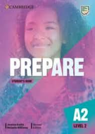 PREPARE A2 LEVEL 2 (STUDENTS BOOK) / 2 ED.