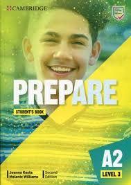 PREPARE A2 LEVEL 3 (STUDENTS BOOK) / 2 ED.