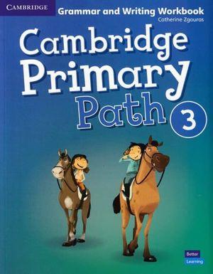 Cambridge Primary Path Grammar And Writing Workbook 3